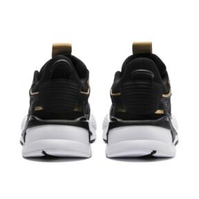 Thumbnail 3 of RS-X Trophy Sneakers JR, Puma Black-Puma Team Gold, medium