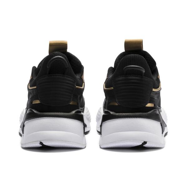 RS-X Trophy Sneakers JR, Puma Black-Puma Team Gold, large