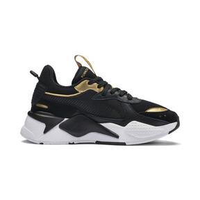 Thumbnail 5 of RS-X Trophy Youth Sneaker, Puma Black-Puma Team Gold, medium