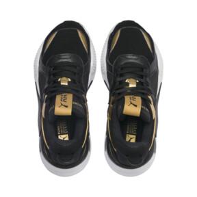 Thumbnail 6 of RS-X Trophy Sneakers JR, Puma Black-Puma Team Gold, medium