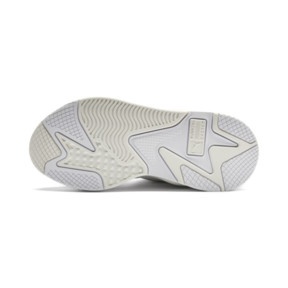 Thumbnail 4 of RS-X Trophy Youth Trainers, Puma White-Bronze, medium