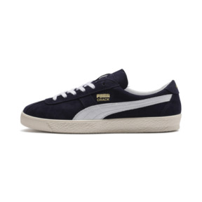 Thumbnail 1 of PUMA Crack Heritage OG Trainers, Peacoat-Puma White, medium