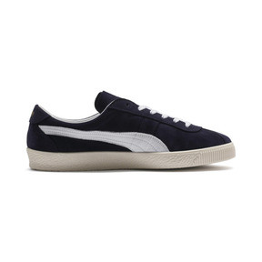 Thumbnail 6 of PUMA Crack Heritage OG Trainers, Peacoat-Puma White, medium