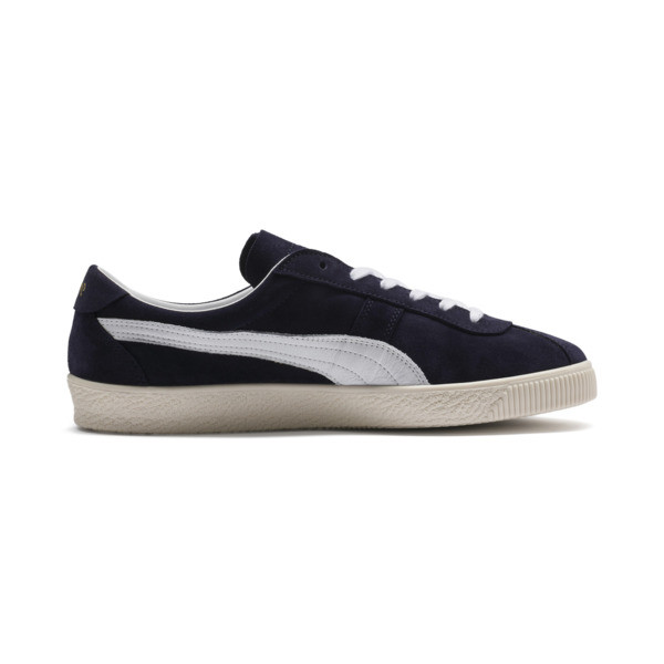 PUMA Crack Heritage OG Trainers, Peacoat-Puma White, large