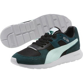 Thumbnail 2 of RS-150 Mesh Women's Sneakers, Ponderosa Pine-Fair Aqua, medium