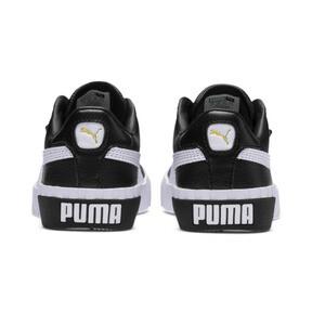 Miniatura 3 de Zapatos Cali Little para niños, Puma Black-Puma Team Gold, mediano