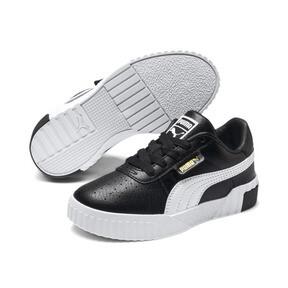 Miniatura 2 de Zapatos Cali Little para niños, Puma Black-Puma Team Gold, mediano