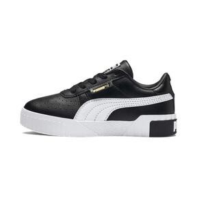 Miniatura 1 de Zapatos Cali Little para niños, Puma Black-Puma Team Gold, mediano
