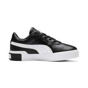 Miniatura 5 de Zapatos Cali Little para niños, Puma Black-Puma Team Gold, mediano