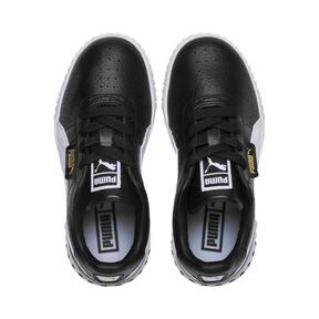 Miniatura 6 de Zapatos Cali Little para niños, Puma Black-Puma Team Gold, mediano