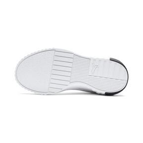 Thumbnail 4 of Cali Little Kids' Shoes, Puma White-Puma Black, medium