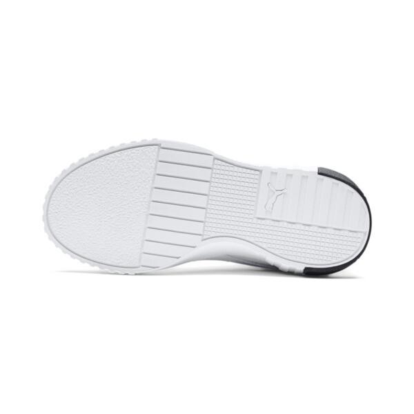 Cali Little Kids' Shoes, Puma White-Puma Black, large