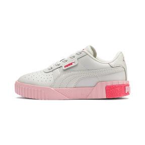 Miniatura 1 de Zapatos Cali Little para niños, Gray Violet-Calypso Coral, mediano