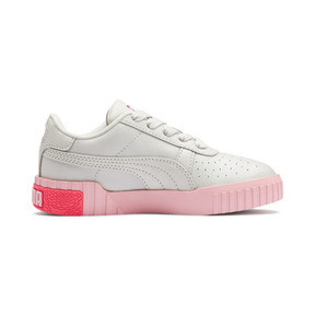 Thumbnail 5 of Cali Girls' Trainers, Gray Violet-Calypso Coral, medium