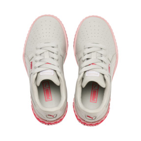 Thumbnail 6 of Cali Girls' Trainers, Gray Violet-Calypso Coral, medium