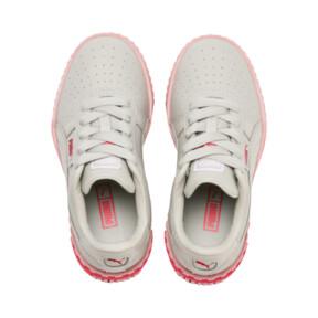 Miniatura 6 de Zapatos Cali Little para niños, Gray Violet-Calypso Coral, mediano