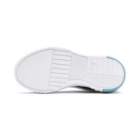 Miniatura 4 de Zapatos Cali Little para niños, Puma Black-Milky Blue, mediano