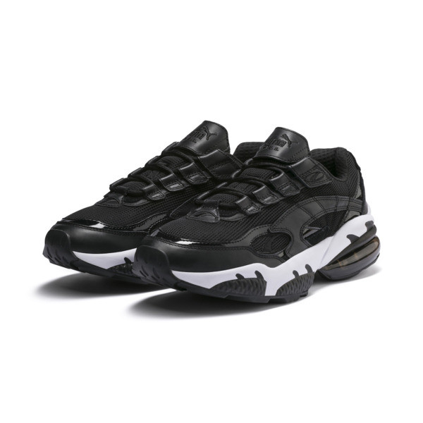 Cell Venom Reflective Sneaker, Puma Black-Puma White, large