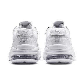 Thumbnail 4 of Basket Cell Venom Reflective, Puma White-Puma White, medium