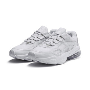 Thumbnail 3 of Cell Venom Reflective Trainers, Puma White-Puma White, medium