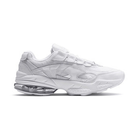 Thumbnail 6 of Cell Venom Reflective Trainers, Puma White-Puma White, medium