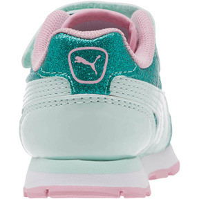 Thumbnail 4 of Vista Glitz Sneakers INF, Fair Aqua-Pale Pink, medium
