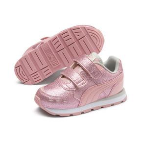 Thumbnail 2 of Vista Glitz Toddler Shoes, Bridal Rose-Gray Violet, medium
