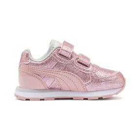 Thumbnail 5 of Vista Glitz Toddler Shoes, Bridal Rose-Gray Violet, medium