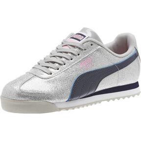 Thumbnail 1 of Roma Glam Sneakers JR, Gray Violet-Peacoat, medium