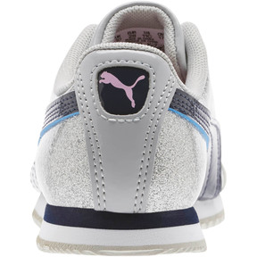 Thumbnail 4 of Roma Glam Sneakers PS, Gray Violet-Peacoat, medium