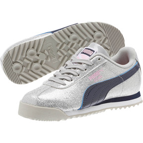 Thumbnail 2 of Roma Glam Sneakers PS, Gray Violet-Peacoat, medium