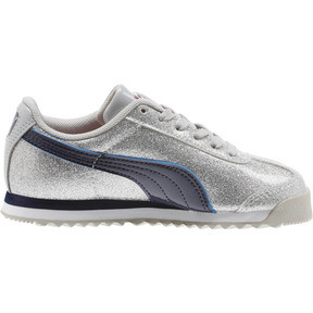 Thumbnail 3 of Roma Glam Sneakers PS, Gray Violet-Peacoat, medium