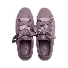 Thumbnail 6 of Vikky Stacked Ribbon Damen Sneaker, Elderberry-Elderberry, medium
