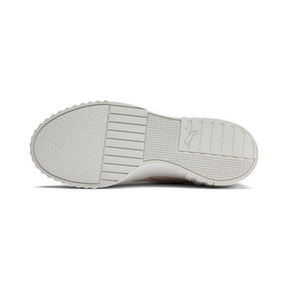 Thumbnail 5 of Cali Emboss Women's Trainers, Cream Tan-Cream Tan, medium