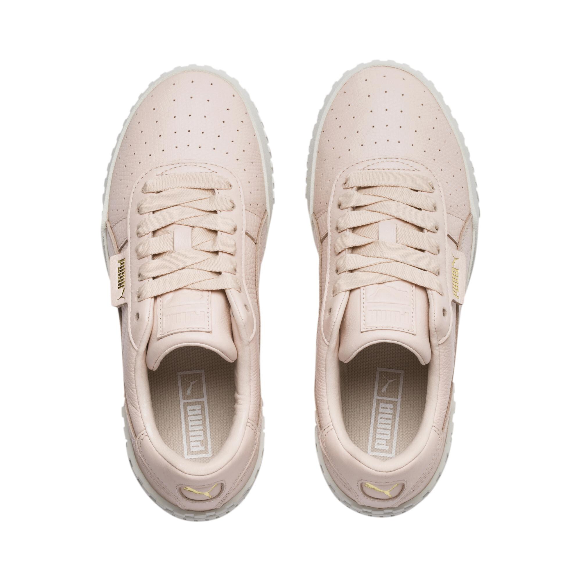 Image Puma Cali Emboss Women's Sneakers #7