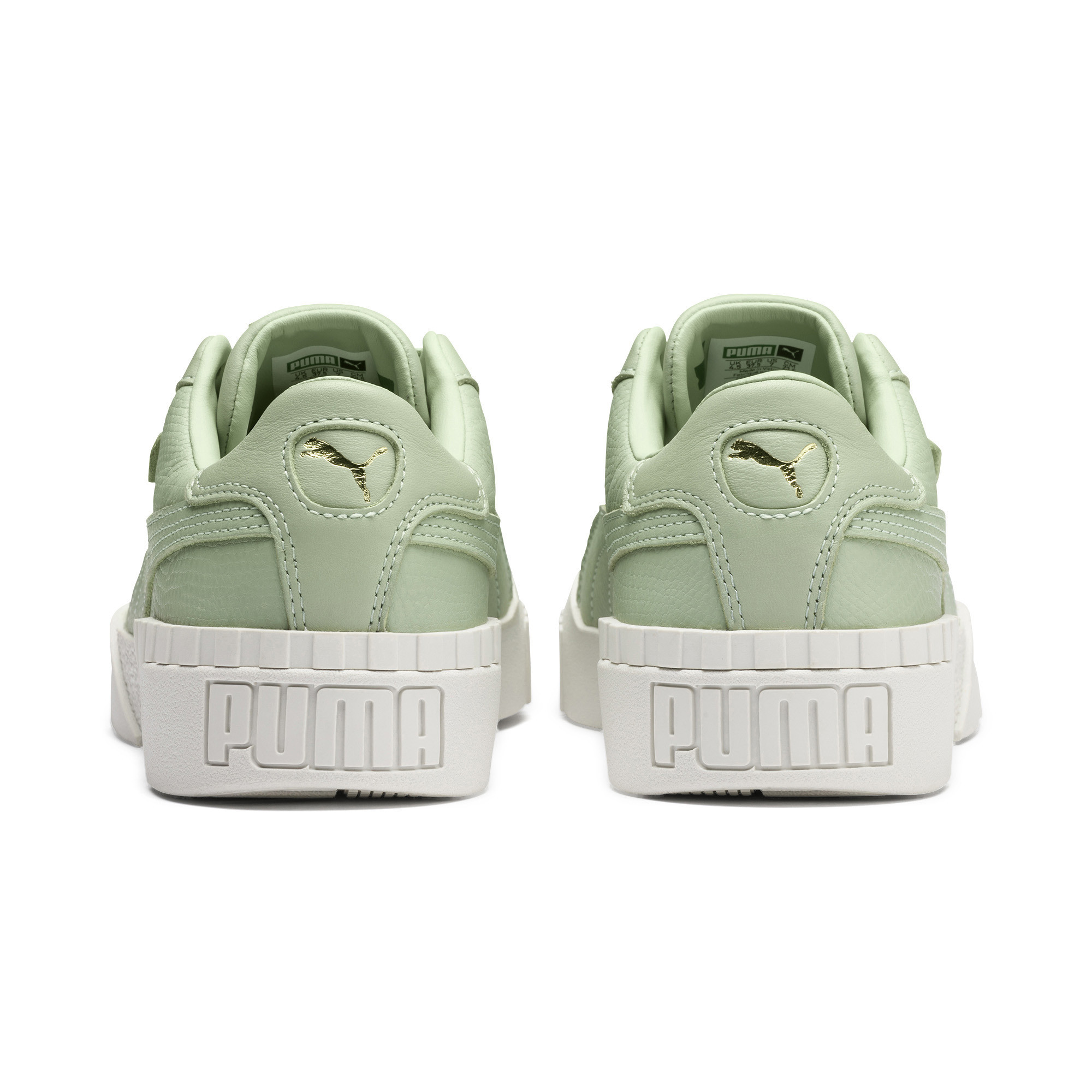 PUMA-Cali-Emboss-Women-039-s-Sneakers-Women-Shoe-Evolution thumbnail 3