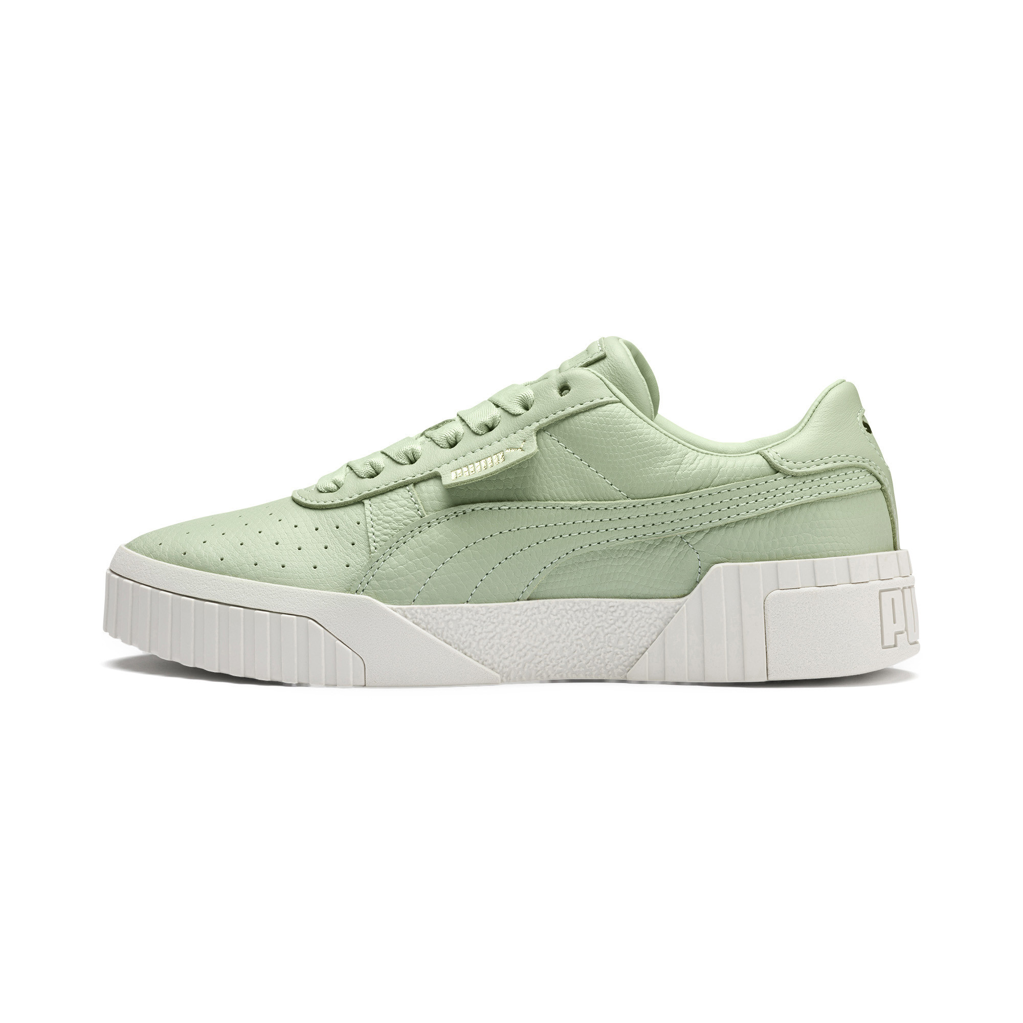 PUMA-Cali-Emboss-Women-039-s-Sneakers-Women-Shoe-Evolution thumbnail 4