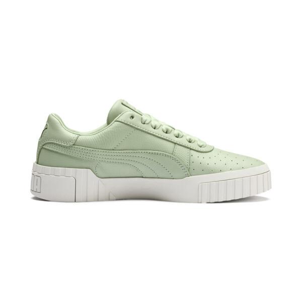 Cali Emboss Women's Sneakers, Smoke Green-Smoke Green, large