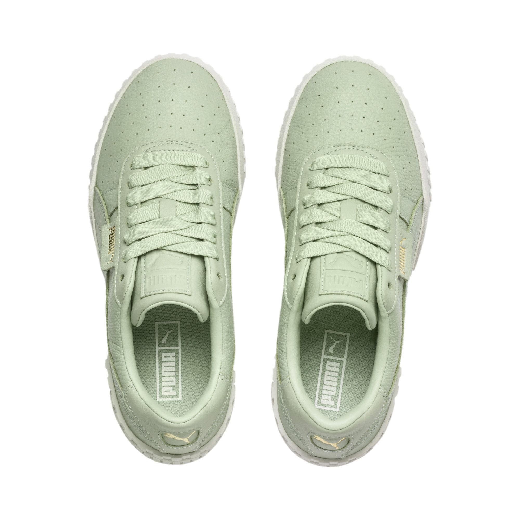 PUMA-Cali-Emboss-Women-039-s-Sneakers-Women-Shoe-Evolution thumbnail 8
