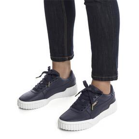 Thumbnail 7 of Cali Emboss Women's Sneakers, Peacoat-Peacoat, medium