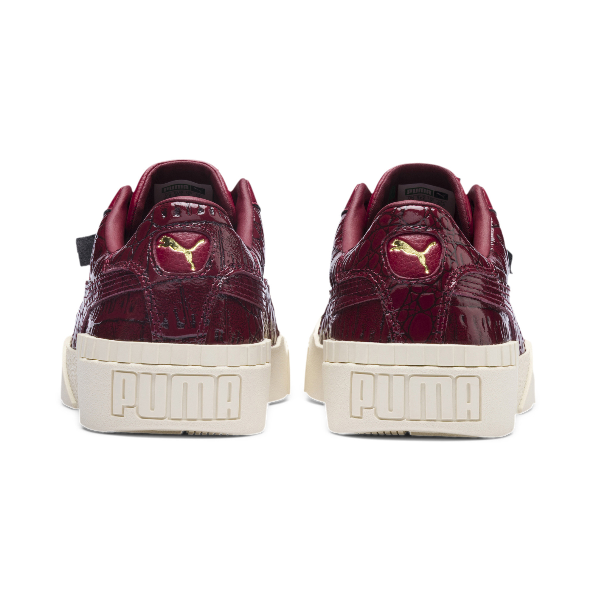 Image Puma Cali Croc Women's Sneakers #4