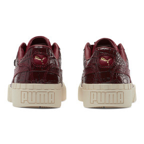 Thumbnail 4 of Cali Croc Women's Sneakers, Pomegranate-Pomegranate, medium