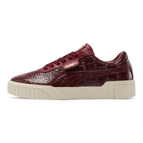 Thumbnail 1 of Cali Croc Women's Sneakers, Pomegranate-Pomegranate, medium
