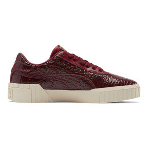 Thumbnail 6 of Cali Croc Women's Sneakers, Pomegranate-Pomegranate, medium