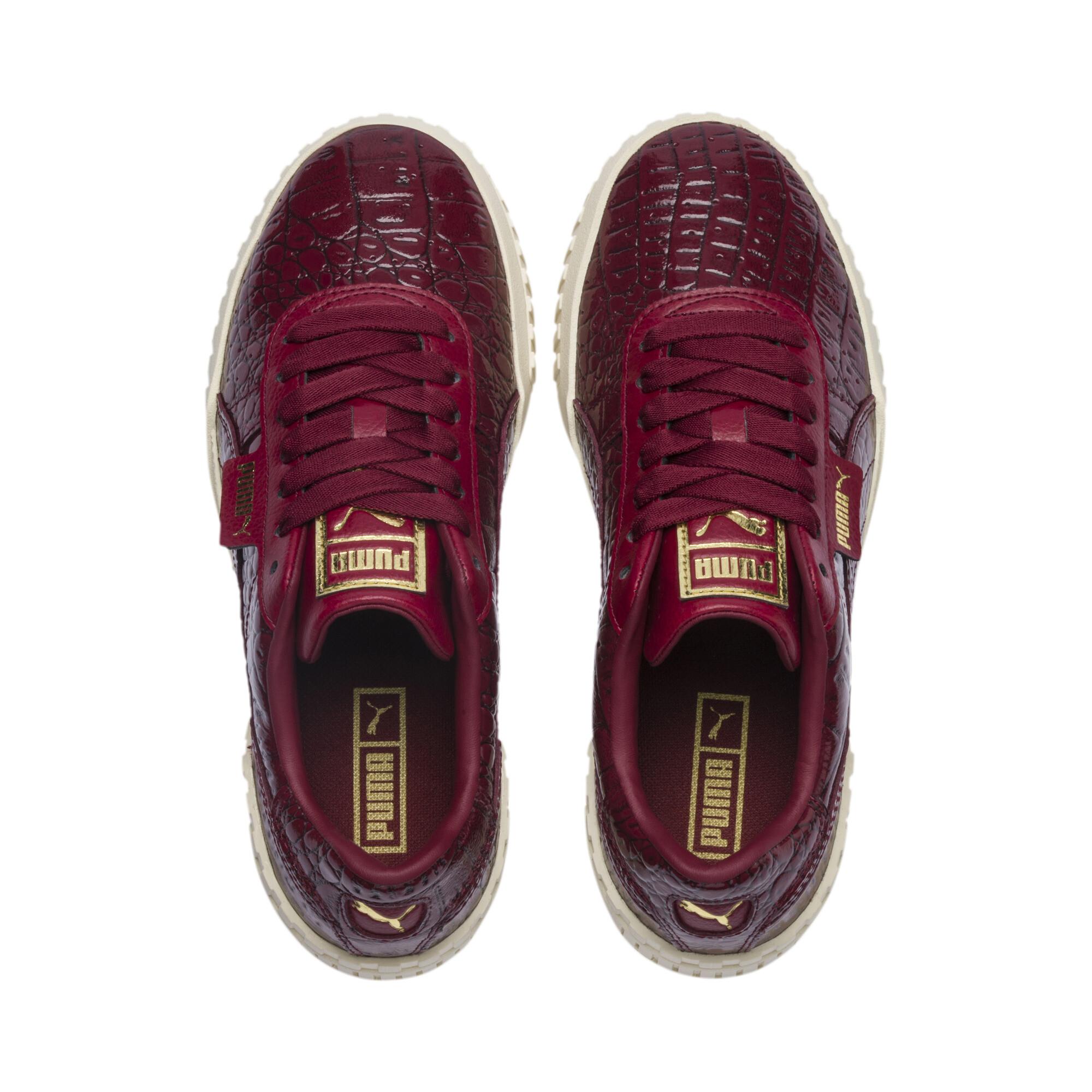 Image Puma Cali Croc Women's Sneakers #7