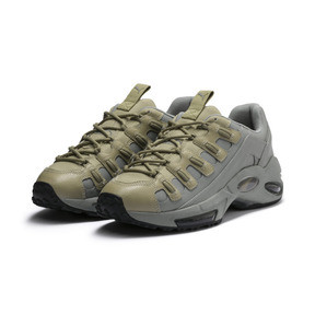 "Thumbnail 1 of CELL Endura ""Front Dupla"" Trainers, Limestone-Elm, medium"