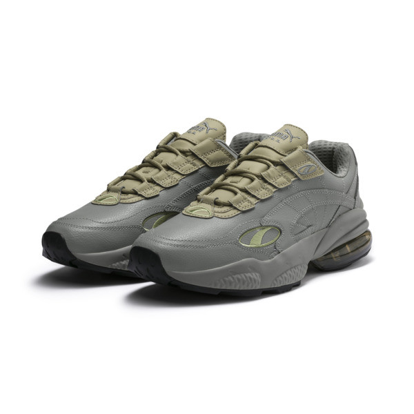 """CELL Venom """"Front Dupla"""" Trainers, Limestone-Elm, large"""