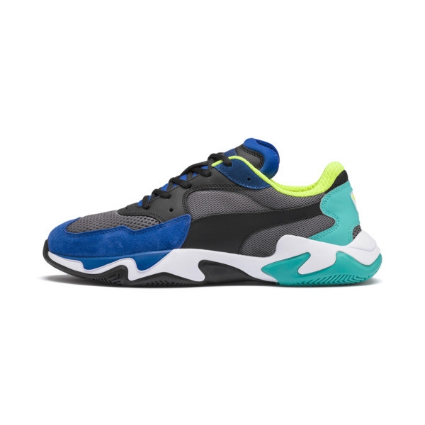 4d141a714c0 Storm Origin Sneakers | Galaxy Blue-CASTLEROCK | PUMA Lows | PUMA
