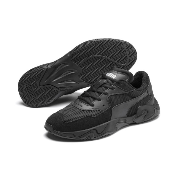 Storm Origin Sneaker, Puma Black, large
