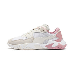 Thumbnail 1 of Storm Origin Trainers, Pastel Parchment-Puma White, medium